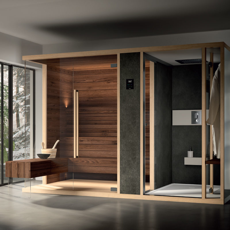 Modula S Combi_Sauna-quadrata