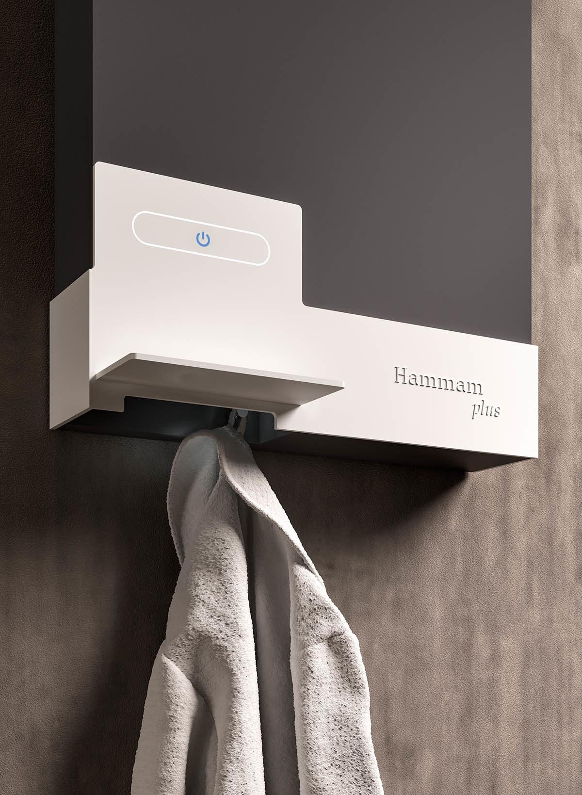 HammamPlus Contract Cover