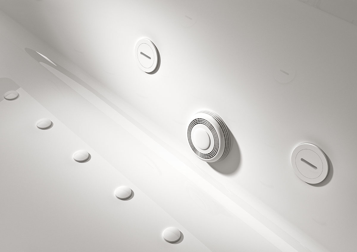 Soreha - particolare bocchette Filjet®