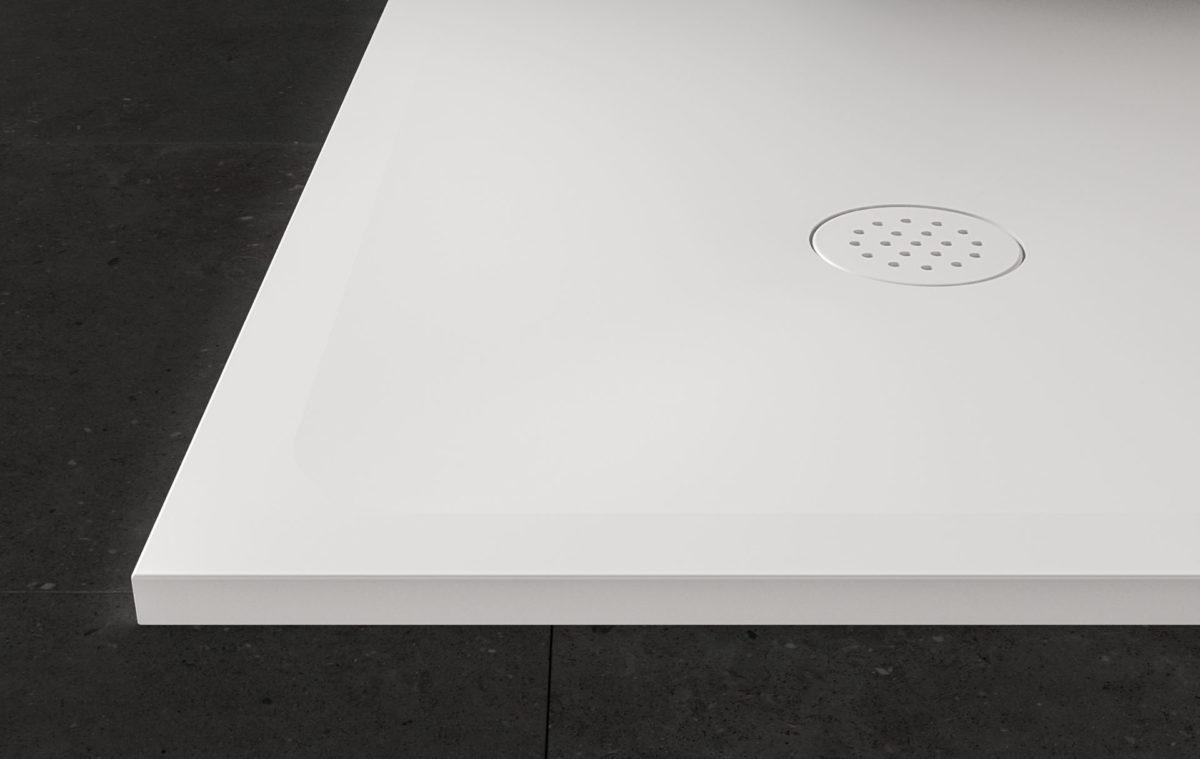 Piatto Doccia Master - Bianco Solid