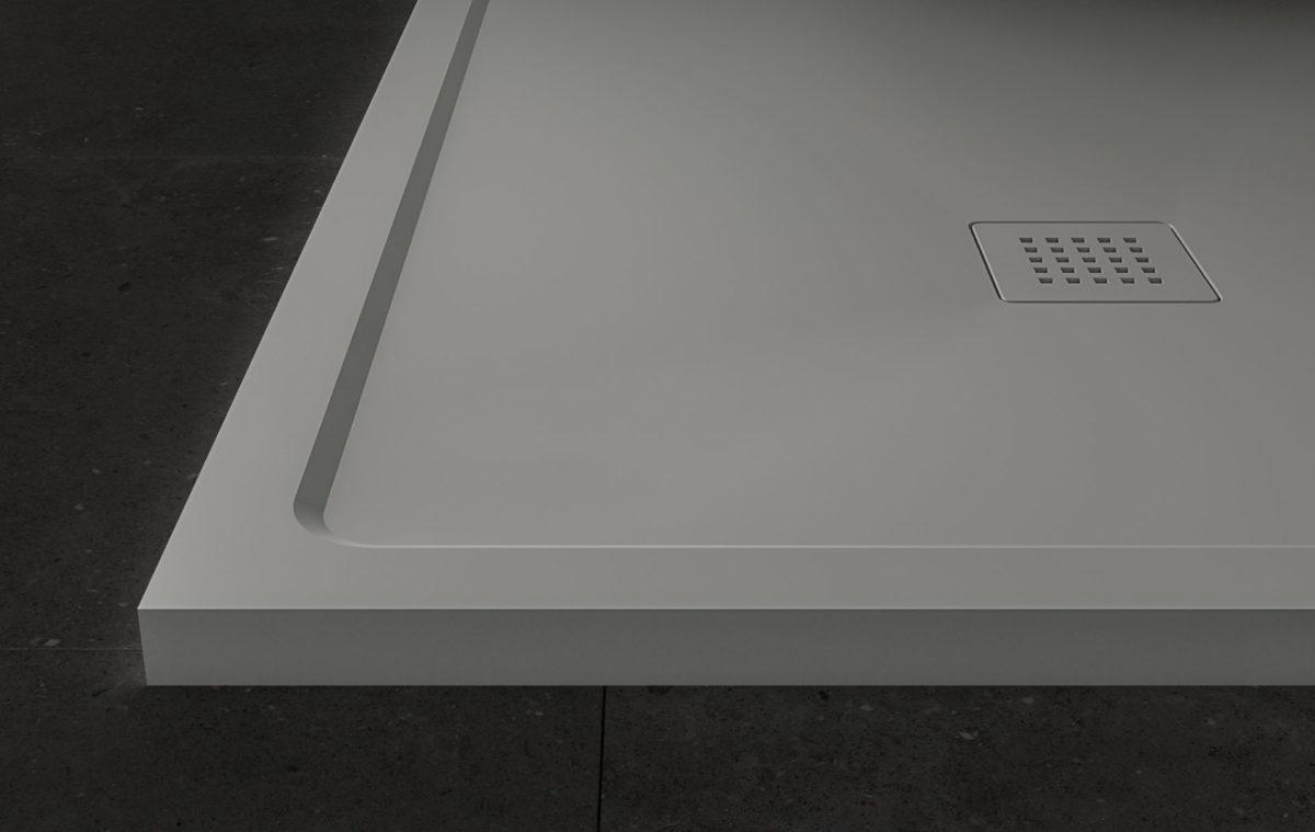 Piatto Doccia Movia Plus - Nuvola Stone