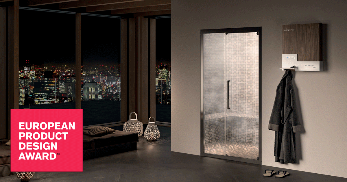 Bagno Turco Design.Hammam Plus Home Vince The European Product Design Award